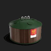(Semi-)ondergrondse container